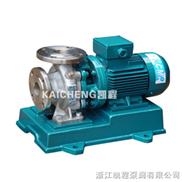 不銹鋼臥式直聯管道化工泵