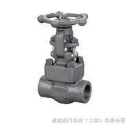 Z11H/Y型PN25~PN160钢制内螺纹楔式闸阀
