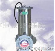 无堵塞潜水排污泵,泵阀