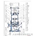大連不銹鋼立式管道離心泵
