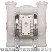 威尔顿P2塑料气动隔膜泵