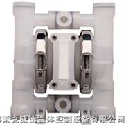 威尔顿P025塑料气动隔膜泵