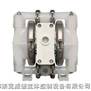威尔顿P1塑料气动隔膜泵