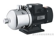 供应低价格、低噪音HLB卧式多级不锈钢离心泵、空调泵