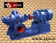 单级双吸离心泵,双吸离心泵,单级离心泵