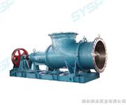 HZW化工单级轴流泵