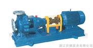 IR型单级单吸离心泵