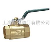 201A銅全通徑球閥/燃氣銅球閥/燃氣絲扣銅球閥/上海首強閥門
