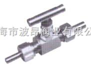 进口外螺纹带焊接针型阀『进口针形阀德国罗博特RBT』『德国RBT外螺纹针型阀』