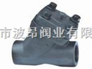 进口Y型锻钢止回阀;上海进口锻钢Y型止回阀;德国RBT锻钢Y型止回阀