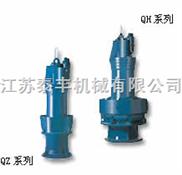 LW系列直立式无堵塞排污泵