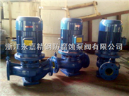 IHG不锈钢化工泵  耐腐蚀管道泵  304不锈钢化工泵
