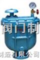复合式快速排气阀原理