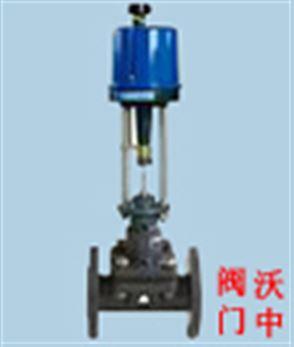 直行程电动调节隔膜阀