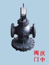 YD43H-先导式超大膜片高灵敏度减压阀