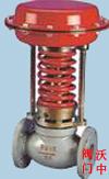 ZZYP-蒸汽型自力式压力调节阀