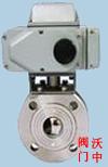 Q971F-电动超薄球阀
