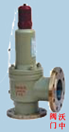 A42F-天然气安全阀