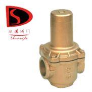 双德YZ11X直接作用薄膜式支管减压阀  薄膜式支管减压阀 支管减压阀
