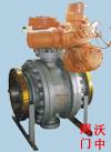 Q947-上海电动固定球阀  电动固定调节球阀