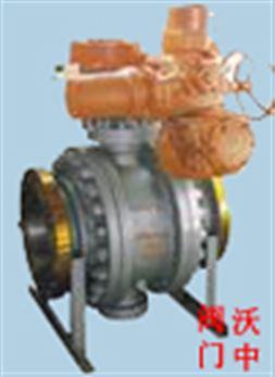 上海电动固定球阀  电动固定调节球阀