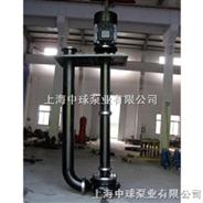 双吸式不锈钢液下排污泵
