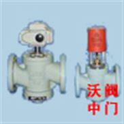 動態電動調節平衡閥