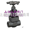 J11Y锻钢内螺纹截止阀 锻钢截止阀 锻钢螺纹截止阀
