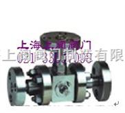 Q45N锻钢三通球阀 锻钢三通L型球阀 锻钢三通T型球阀