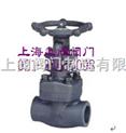 Z11H锻钢内螺纹闸阀 锻钢闸阀 锻钢高压闸阀