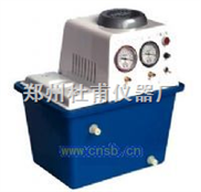 SHB-III四表四抽頭循環水真空泵