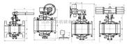 API鑄鋼固定球閥