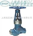 J61H/Y高温高压电站焊接截止阀