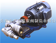 FXB外潤滑不銹鋼齒輪泵
