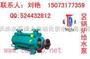 DG锅炉给水多级离心泵