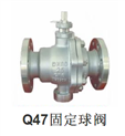 Q47-固定球阀