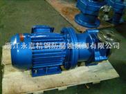 CQ化工塑料磁力泵 無泄露磁力泵 耐腐蝕磁力泵