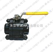 Q11Q61F-800LB~1500LB-内螺纹/焊接式高压锻钢球阀