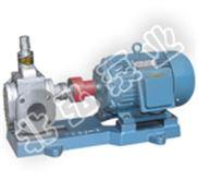 YCB系列不銹鋼圓弧齒輪泵