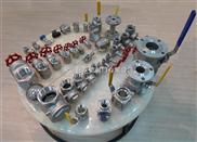 Q11F带锁二片式内螺纹球阀、两片式球阀、不锈钢两片式球阀