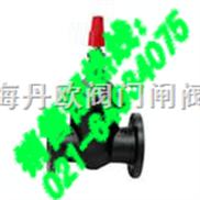 上海阀门SZ45W/T/H-10型暗杆楔式地下闸阀