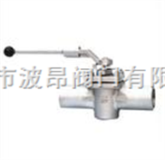 进口焊接式旋塞阀 德国RBT对焊式旋塞阀 焊接旋塞阀