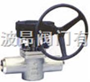 进口蜗轮焊接旋塞阀 德国RBT蜗轮焊接旋塞阀 蜗轮旋塞阀