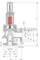 MWA42C磅級美標波紋管安全閥