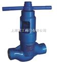 J/L66Y焊接平衡式截止节流阀