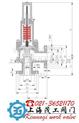 MWA42C-供應MWA42C磅級美標波紋管安全閥上海茂工