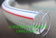 供应优质PVC透明钢丝管