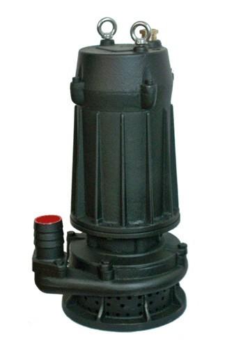 qwp不锈钢污水潜水电泵