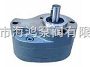 小流量液壓齒輪泵
