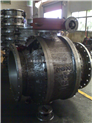 800口径固定球阀,大口径固定球阀,Q347H固定球阀